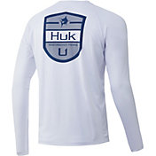 HUK Men's Shield Pursuit Long Sleeve Shirt