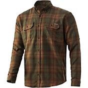 Huk Men's Maverick Flannel Button Down Shirt