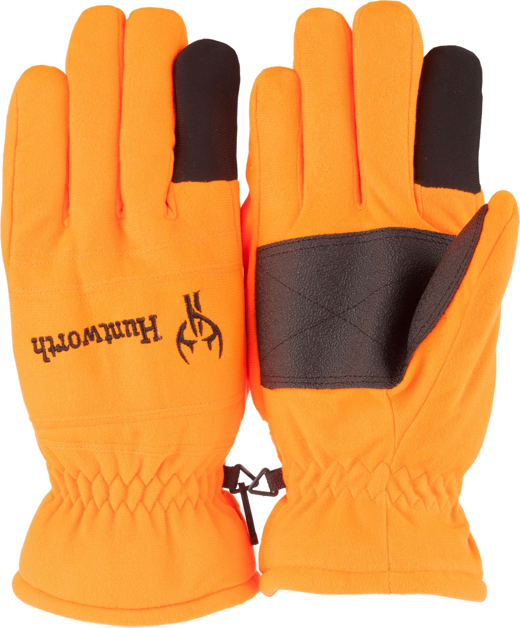 Huntworth Youth Thinsulate Insulated Waterproof Hunting Gloves, Kids, Blaze