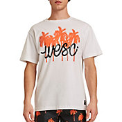 WeSC Mens Max Palms Graphic T-Shirt