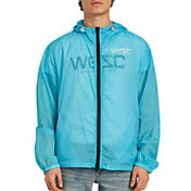 WeSC Men's Packable Windbreaker Jacket