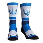 Rock 'Em Socks St. Louis Battlehawks Striped Socks