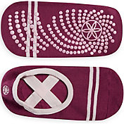 Gaiam Studio Select Yoga-Barre Mulberry Socks