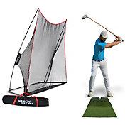 Rukket Sports Haack Golf Net with Tri Turf Matt