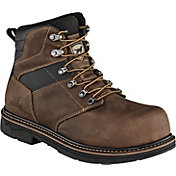 Irish Setter Men's Farmington KT 6'' Safety Toe Work Boots