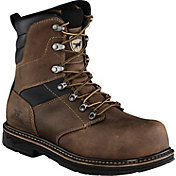 Irish Setter Men's Farmington KT 8'' Safety Toe Work Boots