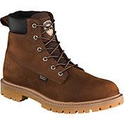 Irish Setter Men's Hopkins 6'' Waterproof Safety Toe Work Boots
