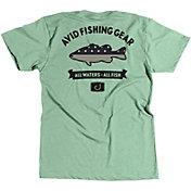 AVID Men's Bass Americana T-Shirt