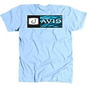 AVID Men's Fish Bar Water Camo T-Shirt