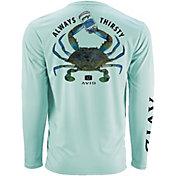 AVID Men's Always Thirsty AVIDry Long Sleeve Performance Shirt