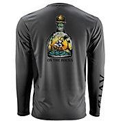 AVID Men's On The Rocks AVIDry Long Sleeve Performance Shirt