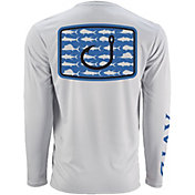 AVID Men's Saltwater AVIDry Long Sleeve Performance Shirt