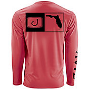 AVID Men's Stately Florida AVIDry Long Sleeve Performance Shirt