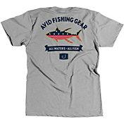 AVID Men's Tuna American T-Shirt