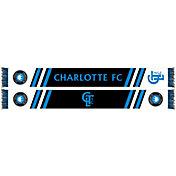 Ruffneck Scarves Charlotte FC Secondary Stripe Scarf