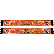 Ruffneck Scarves FC Cincinnati 8-Bit Scarf