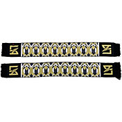 Ruffneck Scarves LAFC Stained Glass HD Woven Scarf