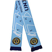 Ruffneck Scarves Philadelphia Union 8-Bit Scarf