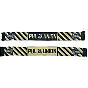 Ruffneck Scarves Philadelphia Union Diagonals Jacquard Knit Scarf
