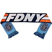 Ruffneck Scarves New York City FC Fire Department Scarf
