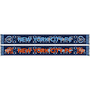 Ruffneck Scarves New York City FC Ugly Sweater Scarf