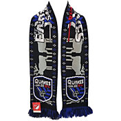 Ruffneck Scarves San Jose Earthquakes Ugly Sweater Scarf