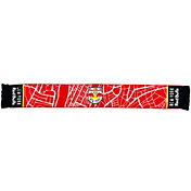 Ruffneck Scarves New York Red Bulls Streets Woven Scarf