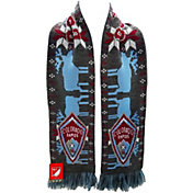 Ruffneck Scarves Colorado Rapids Ugly Sweater Scarf