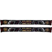Ruffneck Scarves Atlanta United 8-Bit Scarf