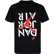 Jordan Boys' Air Jordan Stacked T-Shirt