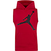 Jordan Boys' Jumpman Air Sleeveless Hoodie