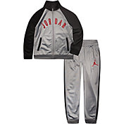 Jordan Little Boys' Tricot Full-Zip Jacket and Jogger Pants Track Set