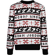 Jordan Boys' Jumpman Christmas Sweater