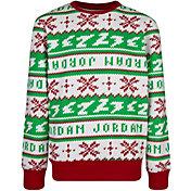 Jordan Boys' Jumpman Christmas Sweater
