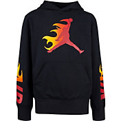 Jordan Boys' Jumpman French Terry Pullover Hoodie