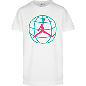 Jordan Boys' Mountainside Globe Jumpman Logo T-Shirt