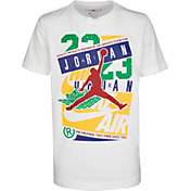 Jordan Boys' Mars 1 Short Sleeve T-Shirt
