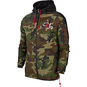 Jordan Men's Jumpman Classics Camo Windbreaker Jacket