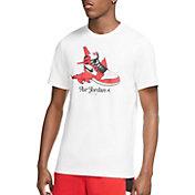 Jordan Men's Shoe Graphic Crew T-Shirt