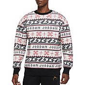 Jordan Men's Jumpman Holiday Crew Sweater