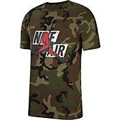 Jordan Men's Jumpman Classics Camo Crew T-Shirt
