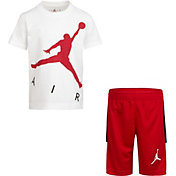 Jordan Boys' Air Short Sleeve T-Shirt and Shorts Set