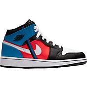 Jordan Kids' Grade School Air Jordan Mid Game Time Shoes