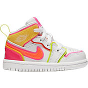 Jordan Toddler Air Jordan 1 Mid Edge Glow Shoes