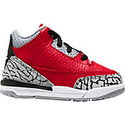 Jordan Toddler Air Jordan Retro 3 Basketball Shoes