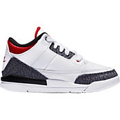 Jordan Kids' Preschool Air Jordan 3 Retro SE Basketball Shoes