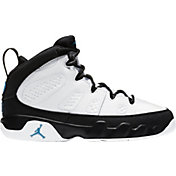 Jordan Kids' Preschool Air Jordan 9 Retro Basketball Shoes