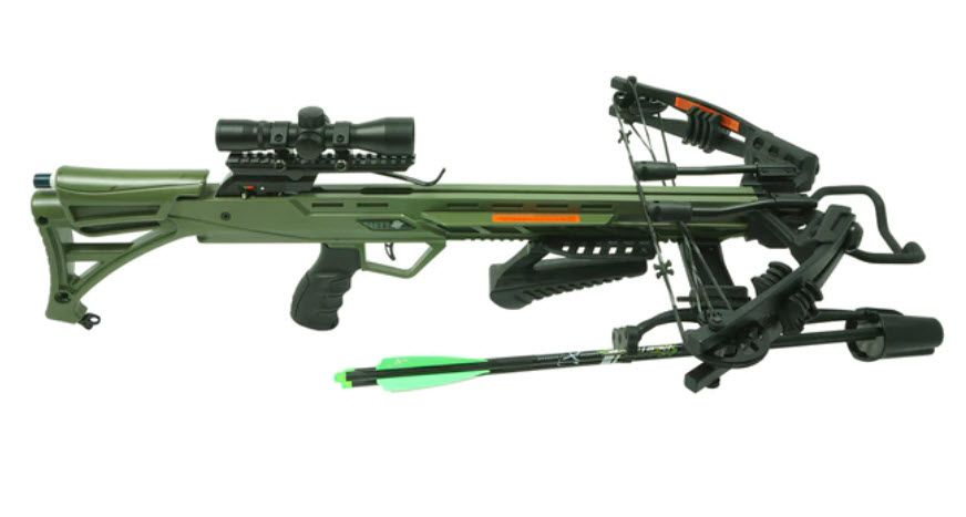 Rocky Mountain RM-405 Crossbow Package - 405 FPS, fire thumbnail