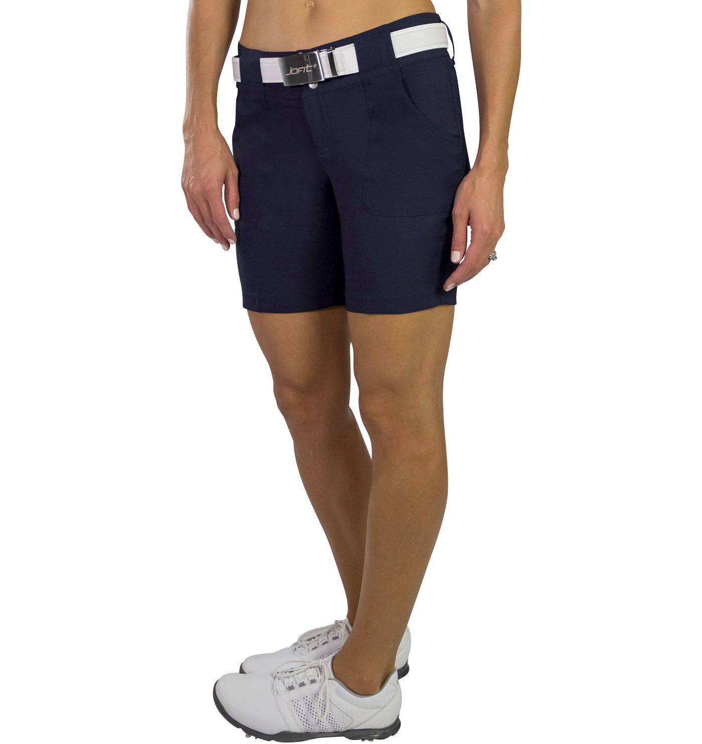 "Jofit Women's 7.5"" Golf Shorts"