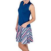 Jofit Women's Vista Drop Waist Sleeveless Golf Dress